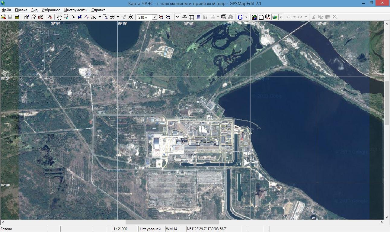 Как сделать с карты спутника